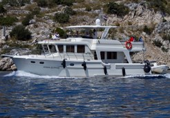 Adagio 51,5 for charter in Primosten