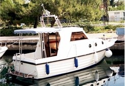Adria 28 Luxus for charter in Brbinj