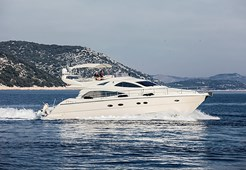 Aicon 56  Fly for charter in Sibenik