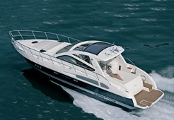 M Airon Marine 4300 T-Top for charter in Seget Donji