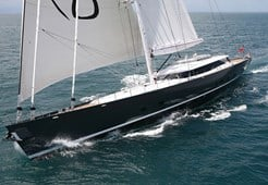 L Alloy Yachts 52 for charter in Split