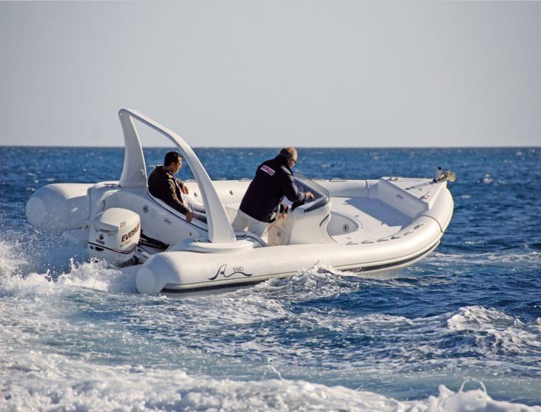 Arimar XC 590 for charter in Zadar