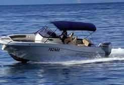 Atlantic Marine 750 for charter in Makarska