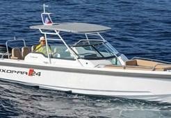 M Axopar 24 TT for charter in Seget Donji