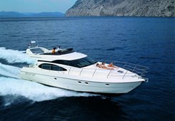 M Azimut 58 for charter in Portoroz