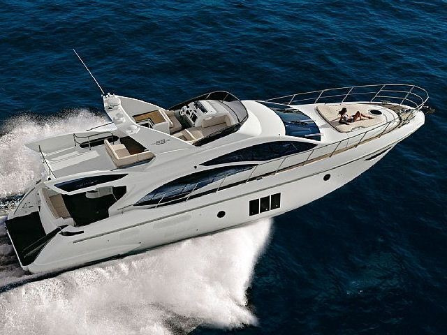 Azimut 58 Fly for charter in Sibenik