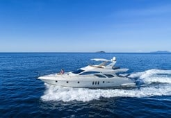 M Azimut 62 Fly for charter in Dubrovnik