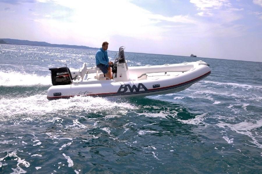 BWA Sport 18 GT for charter in Zadar
