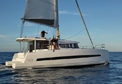Bali 4.0 for charter in Kastela, Split