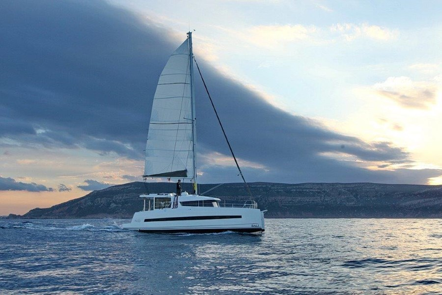 Bali 4.0 charter for charter in Biograd
