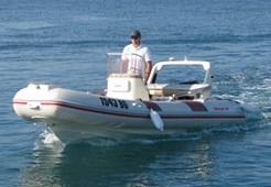 Barracuda 530 for charter in Biograd