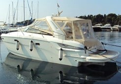 Bavaria 34 Sport for charter in Pula
