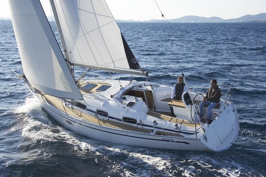 Bavaria 35 Cruiser for charter in Trogir