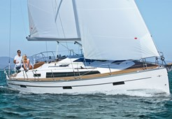 Bavaria 37 for charter in Trogir