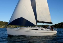 S Bavaria 38 for charter in Seget Donji