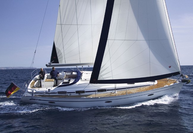 Bavaria 39 for charter in Biograd