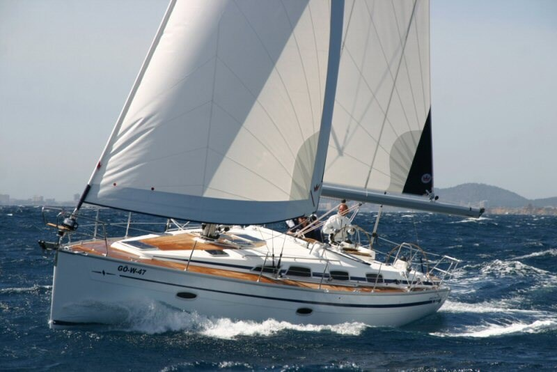 Bavaria 40 Cruiser for charter in Biograd