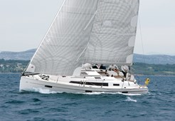 S Bavaria 41S Cruiser for charter in Trogir