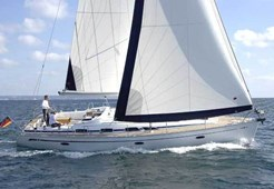 S Bavaria 43 cruiser for charter in Trogir
