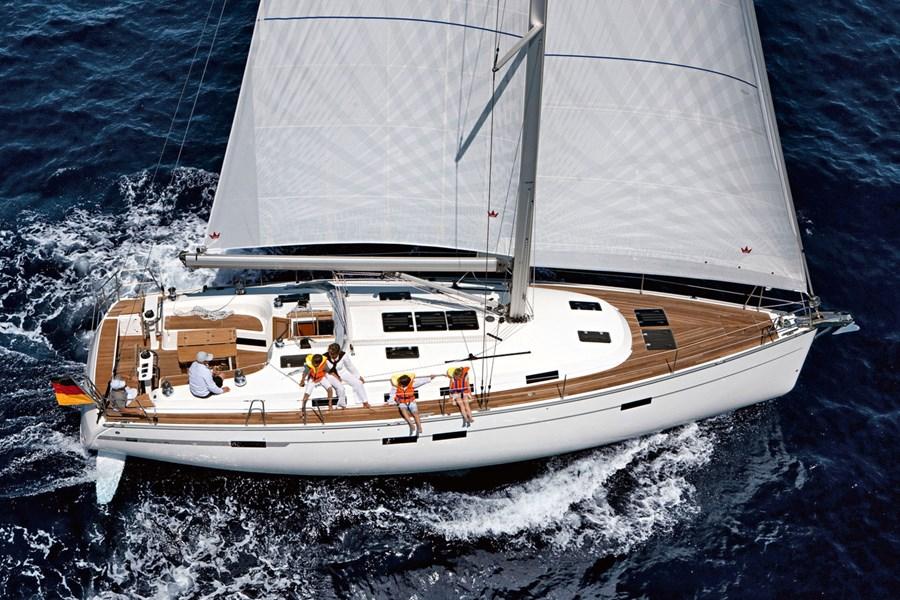 Bavaria 45 Cruiser for charter in Trogir