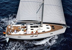 Bavaria 45 Cruiser for charter in Biograd