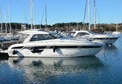 Bavaria 450 HT for charter in Pula
