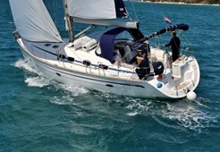 Bavaria 46 for charter in Trogir