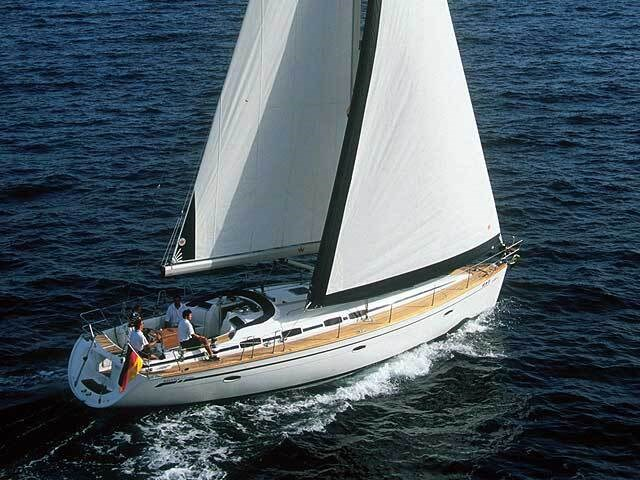 Bavaria 46 Cruiser for charter in Split