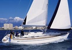 Bavaria 49 Cruiser for charter in Marina Cala di Medici