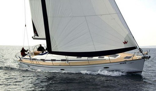Bavaria 50 for charter in Biograd
