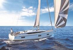 Bavaria Cruiser 42 for charter in Biograd