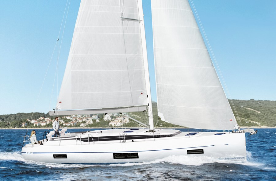 Bavaria Cruiser 45 Holiday for charter in Biograd