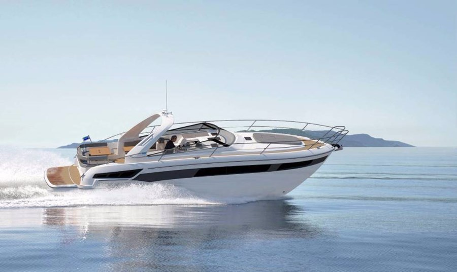 Bavaria S 40 Open for charter in Pula