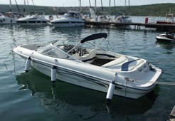M Bayliner 215 Sport for charter in Punat, Krk