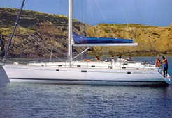 S Beneteau 50 * for charter in Sukosan