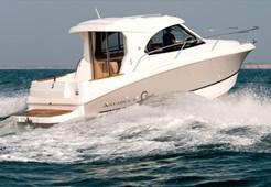 Beneteau Antares 8 OB for charter in Zadar