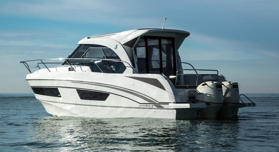 Beneteau Antares 9 OB for charter in Primosten