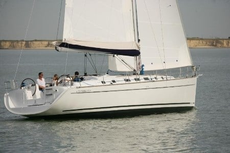 Beneteau Cyclades 50.4 for charter in Napels
