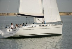 S Beneteau Cyclades 50.4 for charter in Split