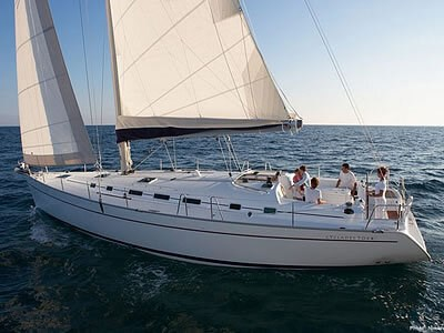 Beneteau Cyclades 50.5 for charter in Trogir
