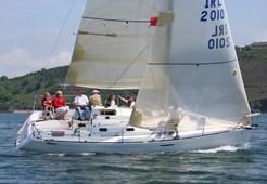 Beneteau First 31.7 for charter in Mali Losinj
