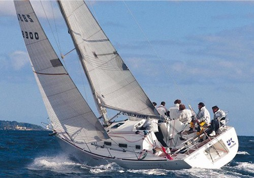 Beneteau First 36.7 for charter in Primosten
