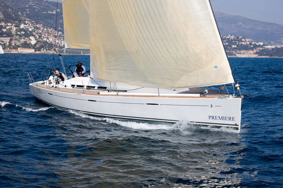 Beneteau First 45 for charter in Kastela, Split