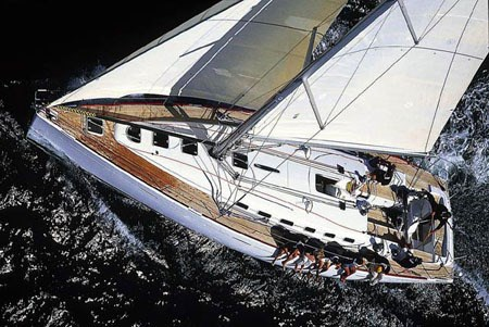 Beneteau First 47.7 for charter in Vodice