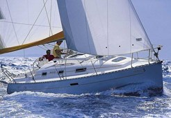 Beneteau Oceanis 311 for charter in Split