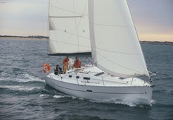 S Beneteau Oceanis 323 for charter in Trogir