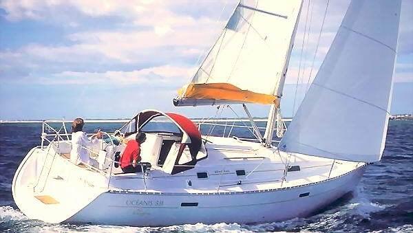 Beneteau Oceanis 331 for charter in Split