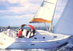 S Beneteau Oceanis 331 for charter in Krvavica
