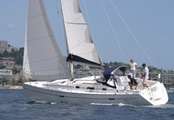 S Beneteau Oceanis 343 for charter in Split