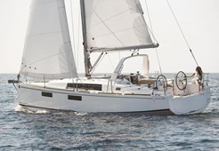 Beneteau Oceanis 35.1 for charter in Trogir
